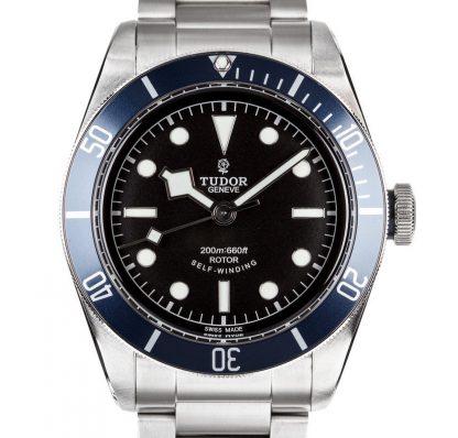Tudor Black Bay Blue 79220B for sale