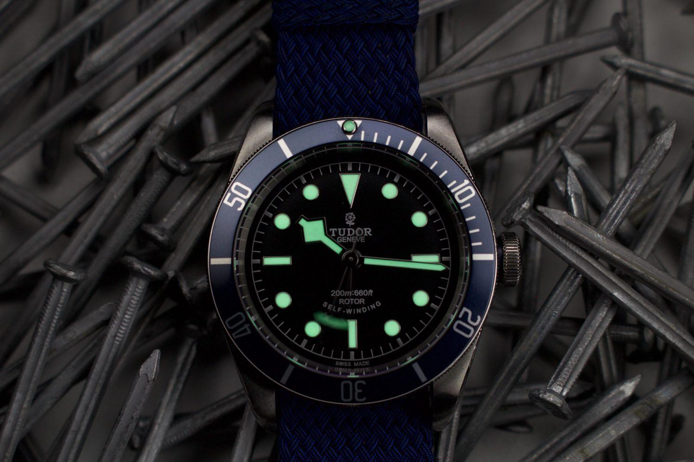 Tudor black Bay 7920B