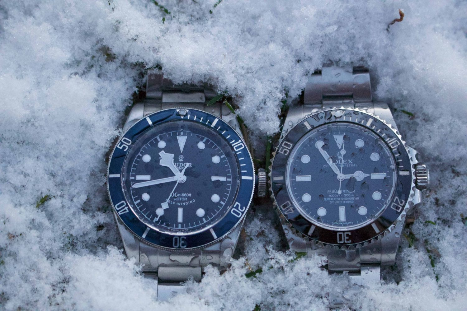 Are Tudor watches made by Rolex
