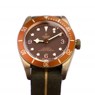 Tudor Black Bay Bronzo 79220BM 2018