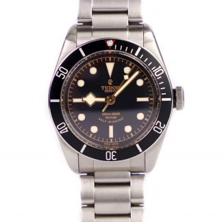 Tudor Black Bay Black 79220N