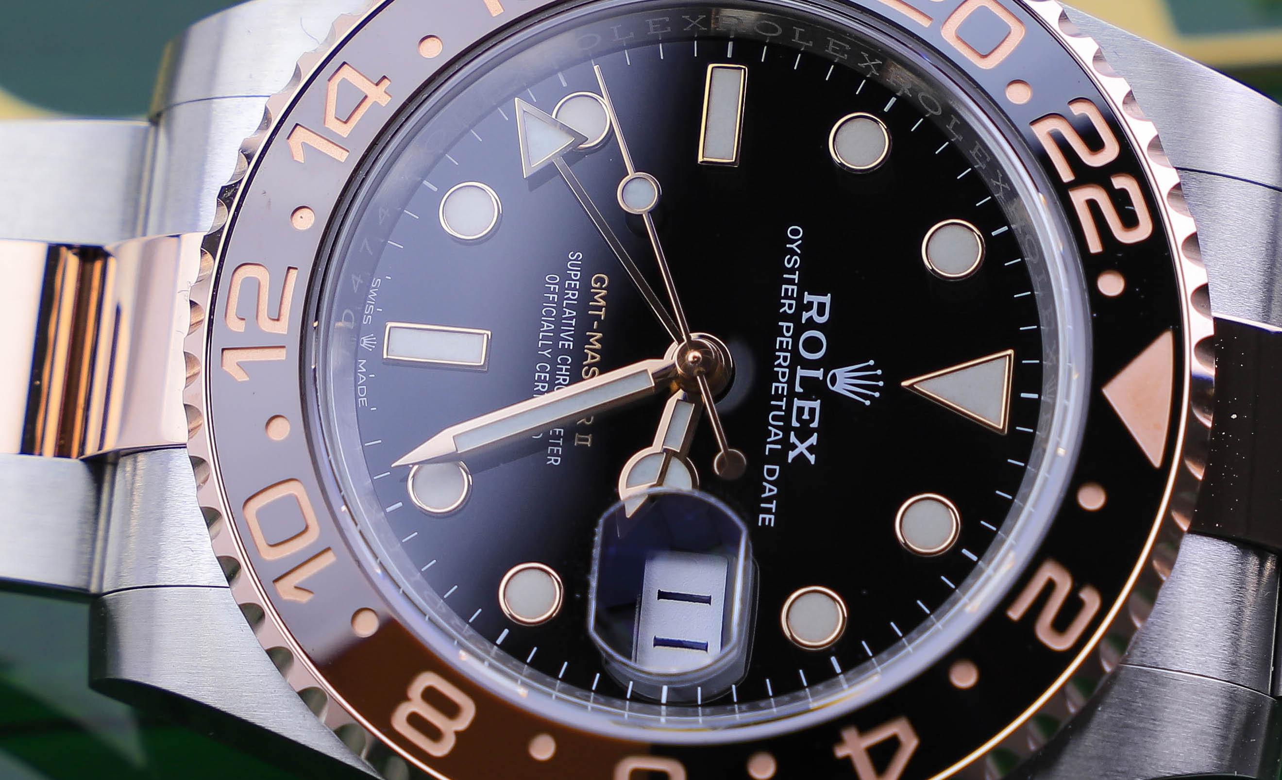 How to spot a fake Rolex