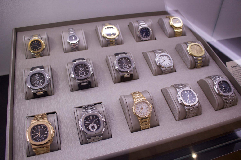 Patek Philippe Nautilus Collection