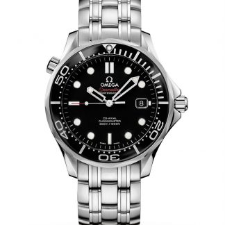 Omega Seamaster Diver 300m Co-Axial Black for sale online