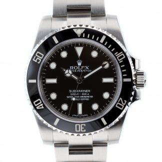 Rolex Submariner no date 114060 for sale online