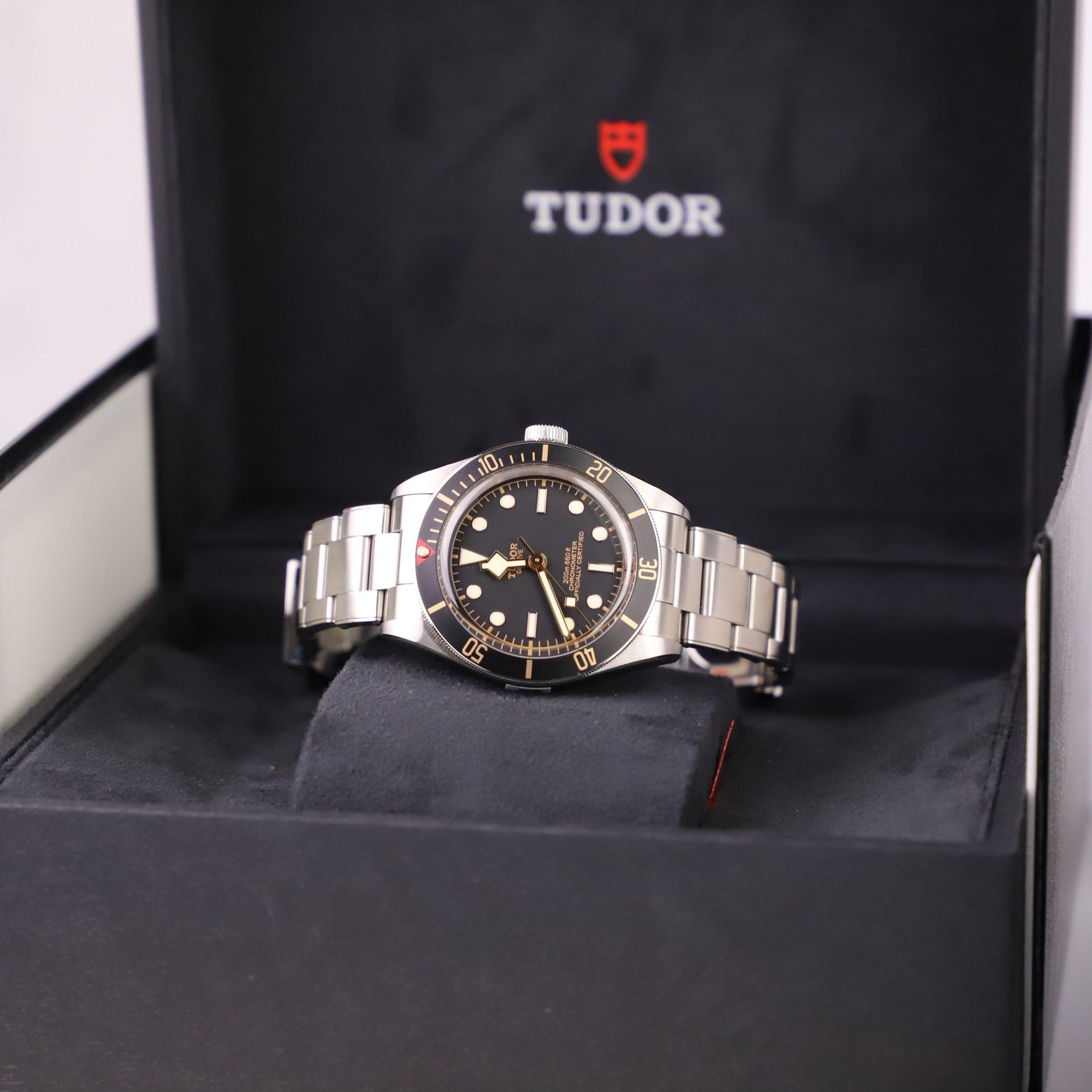 Tudor Heritage Black Bay Fifty-Eight 79030N-0001