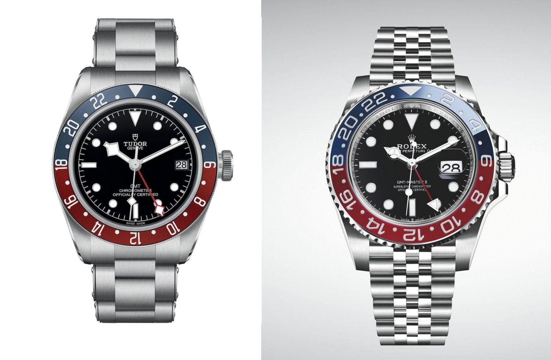 Tudor pepsi vs Rolex pepsi