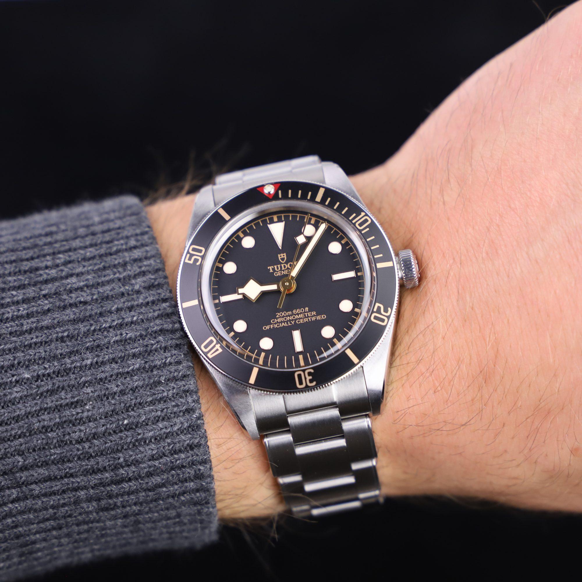 Tudor Black Bay 7903N