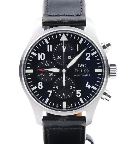 IWC Pilot's Chronograph IW377709 for sale online