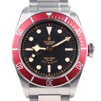 Tudor Heritage Black Bay Red 79220R NOS