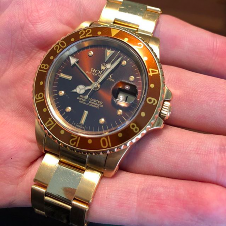 Rolex GMT-Master 16750: a Complete Guide