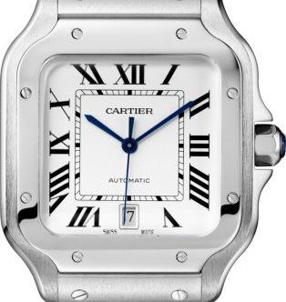 Cartier Santos De Cartier Large Model 2018