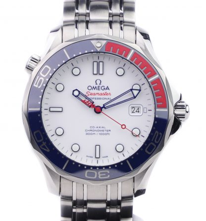Omega Seamaster Diver 300 Commander's Watch Limited Edition 212.32.41.20.04.001