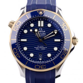 Omega Seamaster Diver 300M Co-Axial 42mm