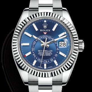 Rolex Sky-Dweller Blue Dial 326934 for sale online