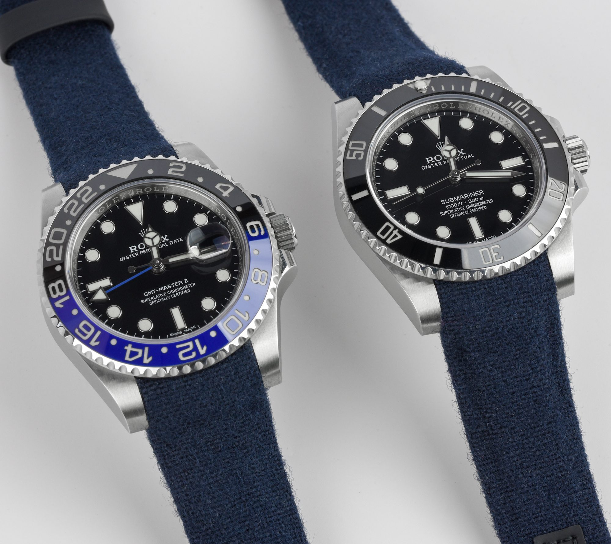 Blue Nylon Sub Batman 2