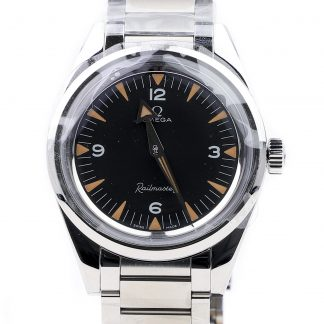 Omega Seamaster Railmaster The 1957 Trilogy Limited Edition 2019