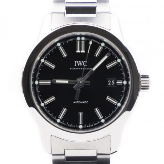 IWC Ingenieur Automatic IW357002 Black Dial