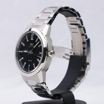 IWC Ingenieur Automatic IW357002 Black Dial