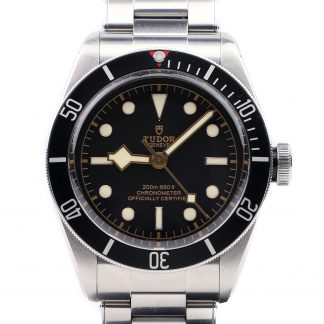 Tudor Heritage Black Bay Black 79230N 2016 for sale online