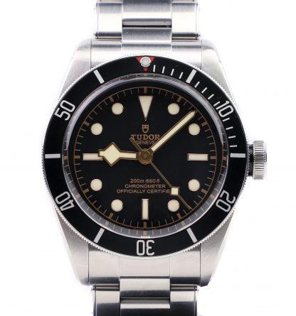 Tudor Heritage Black Bay Black 79230N 2016 for sale online