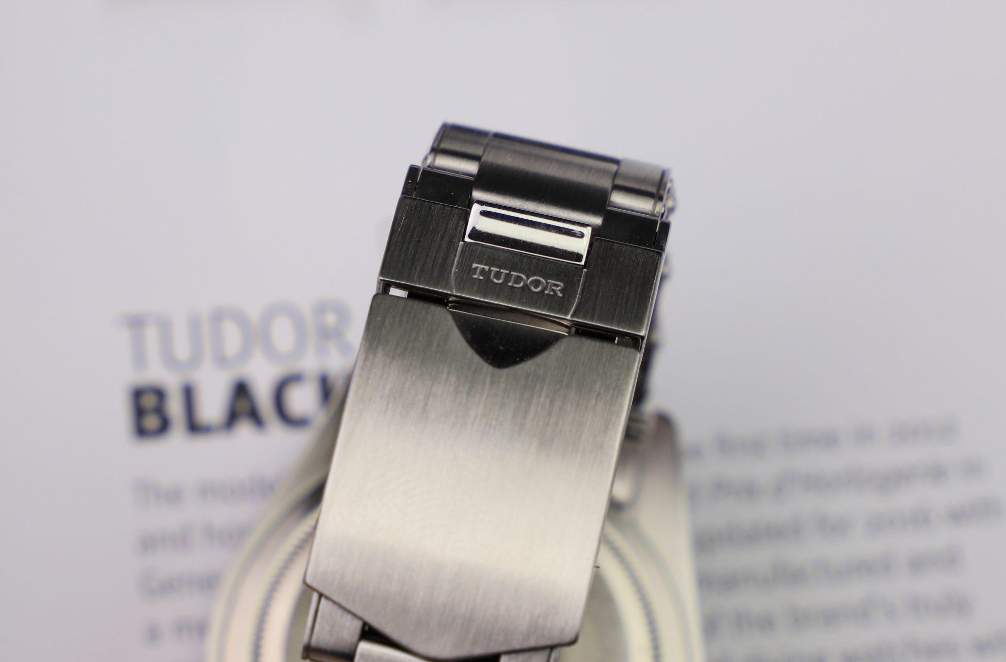 Tudor Black Bay 79230 clasp
