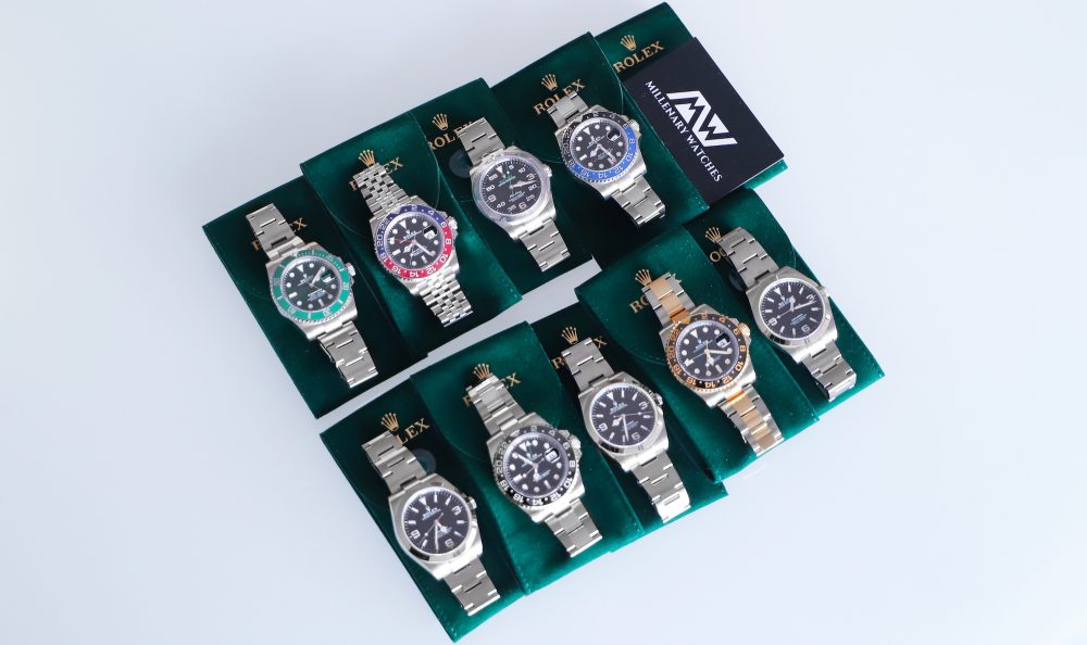 Rolex watches for investment