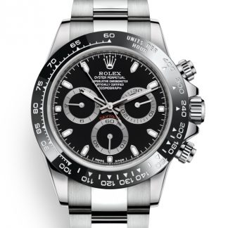 Rolex Daytona Black Dial 116500LN for sale online