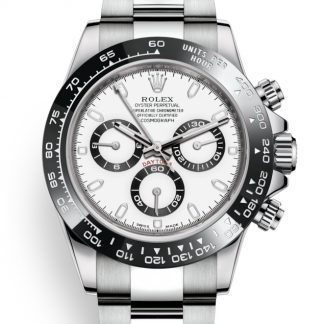 Rolex Daytona White Dial 116500LN for sale online