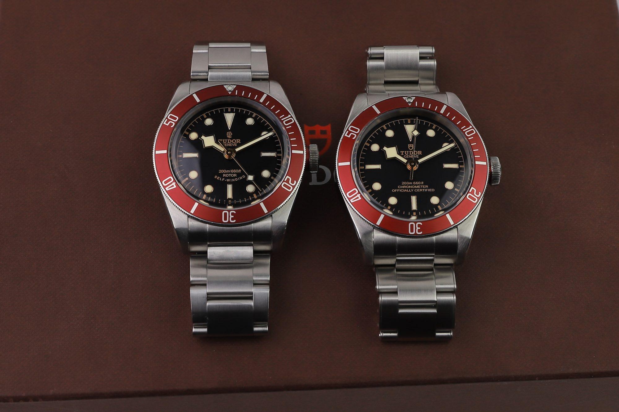 Tudor Black Bay 79220 VS 79230 ETA VS IN-HOUSE