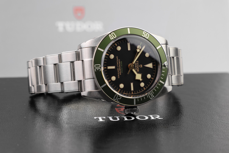 Tudor Black Bay Harrods 79230G