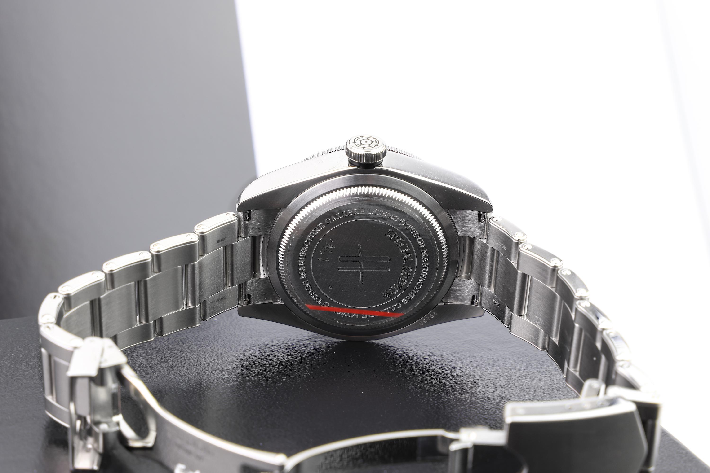Tudor Black Bay Harrods 79230G caseback