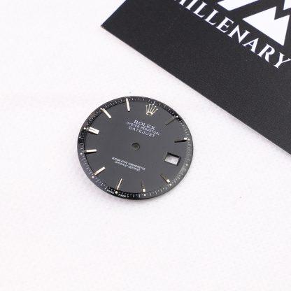 Rolex Datejust Stick Dial Black for Ref 1601-1603