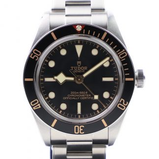 Tudor Heritage Black Bay Fifty-Eight 39mm 2019