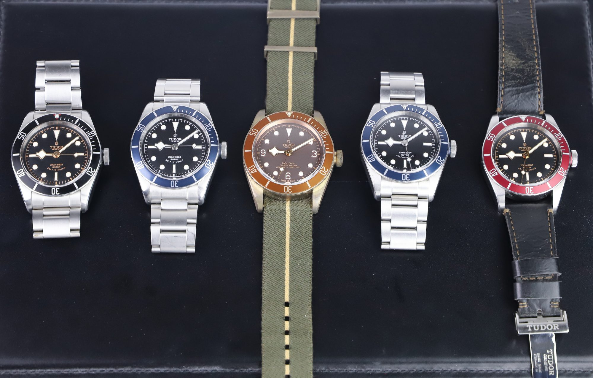 Watch review tudor Review: The