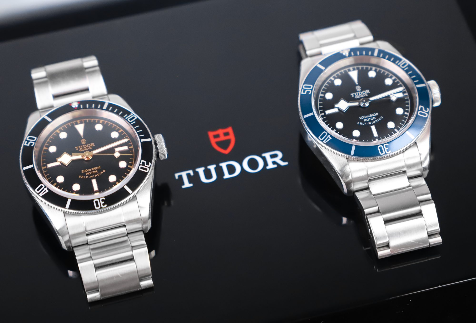 Tudor Black Bay 79220N vs 79220B