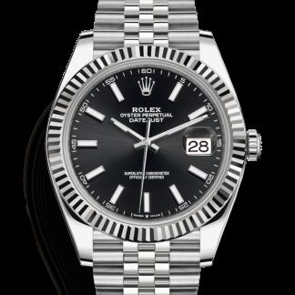 Rolex Datejust 41mm Black Dial 126334 for sale online