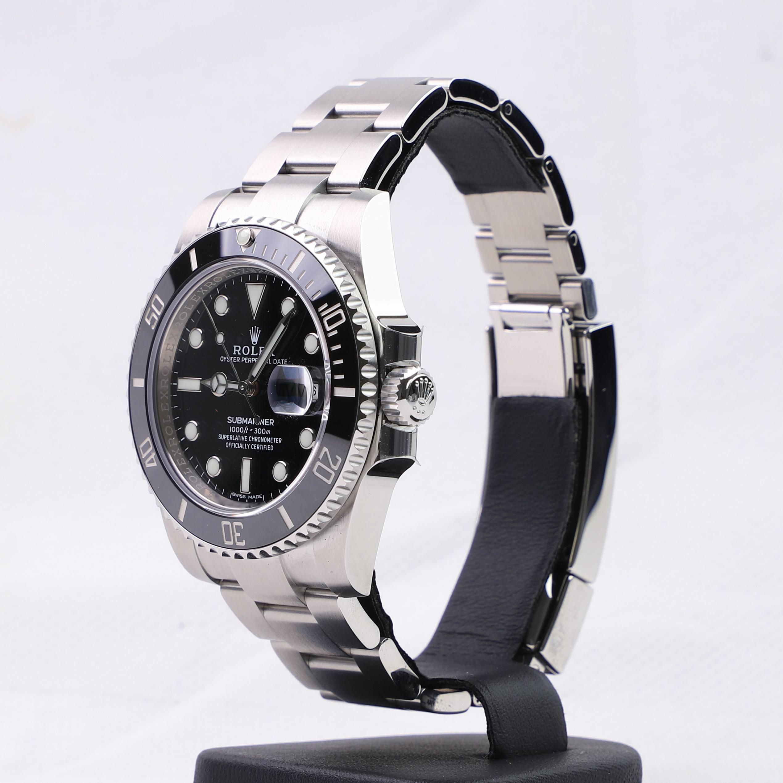 Rolex Submariner Date 10LN 10   Millenary Watches