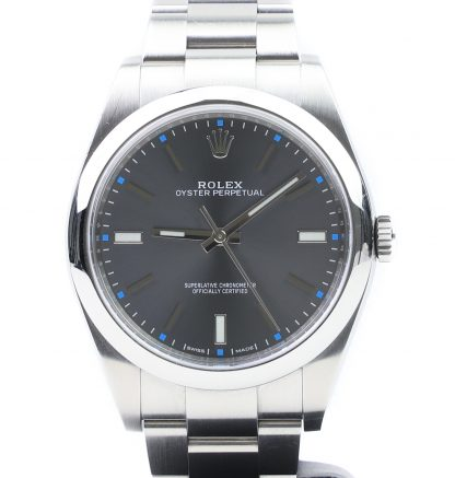 Rolex Oyster Perpetual 114300 Rhodium Dial for sale online