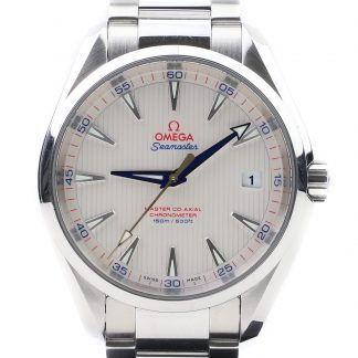 Omega Seamaster Aqua Terra Co-axial 41 Golf Edition
