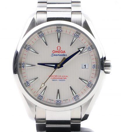Omega Seamaster Aqua Terra Co-axial 41 Golf Edition
