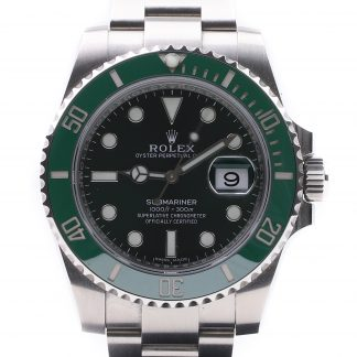 Rolex Submariner Date Green Dial 116610LV 2018