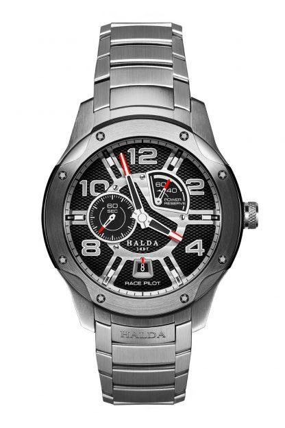 Halda Race Pilot Watch