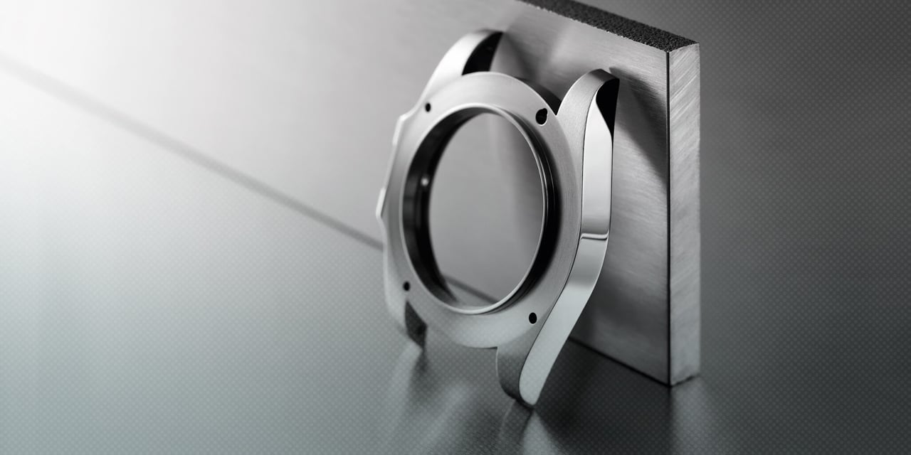 Rolex 904L steel