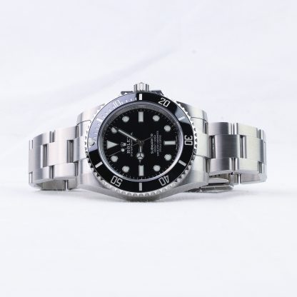 Rolex Submariner Ceramic No-Date 114060 2019