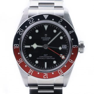 "Tudor Heritage Black Bay GMT ""Pepsi"" 79830RB"