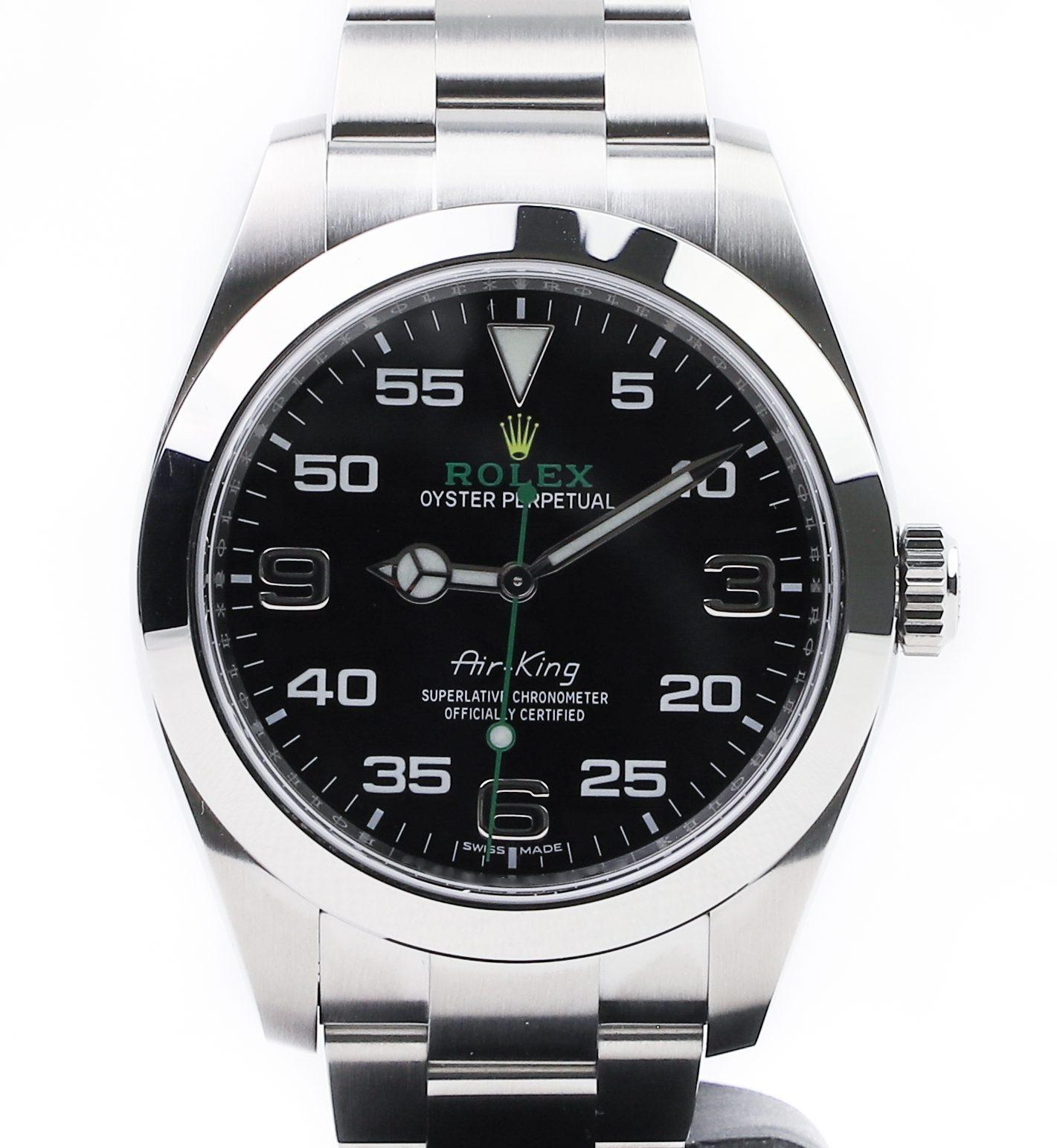 premium selection 4d04a 590c0 Rolex Air-King 40mm 116900 Unworn 2019 - Millenary Watches