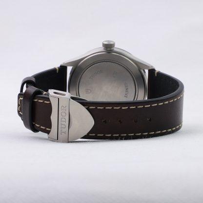 Tudor Heritage Ranger Leather 41mm 79910
