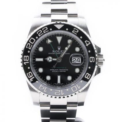 Rolex GMT-Master II Ceramic 2014 116710LN