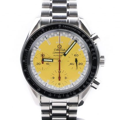 Omega Speedmaster Reduced Michael Schumacher Chronograph 3810.12.40